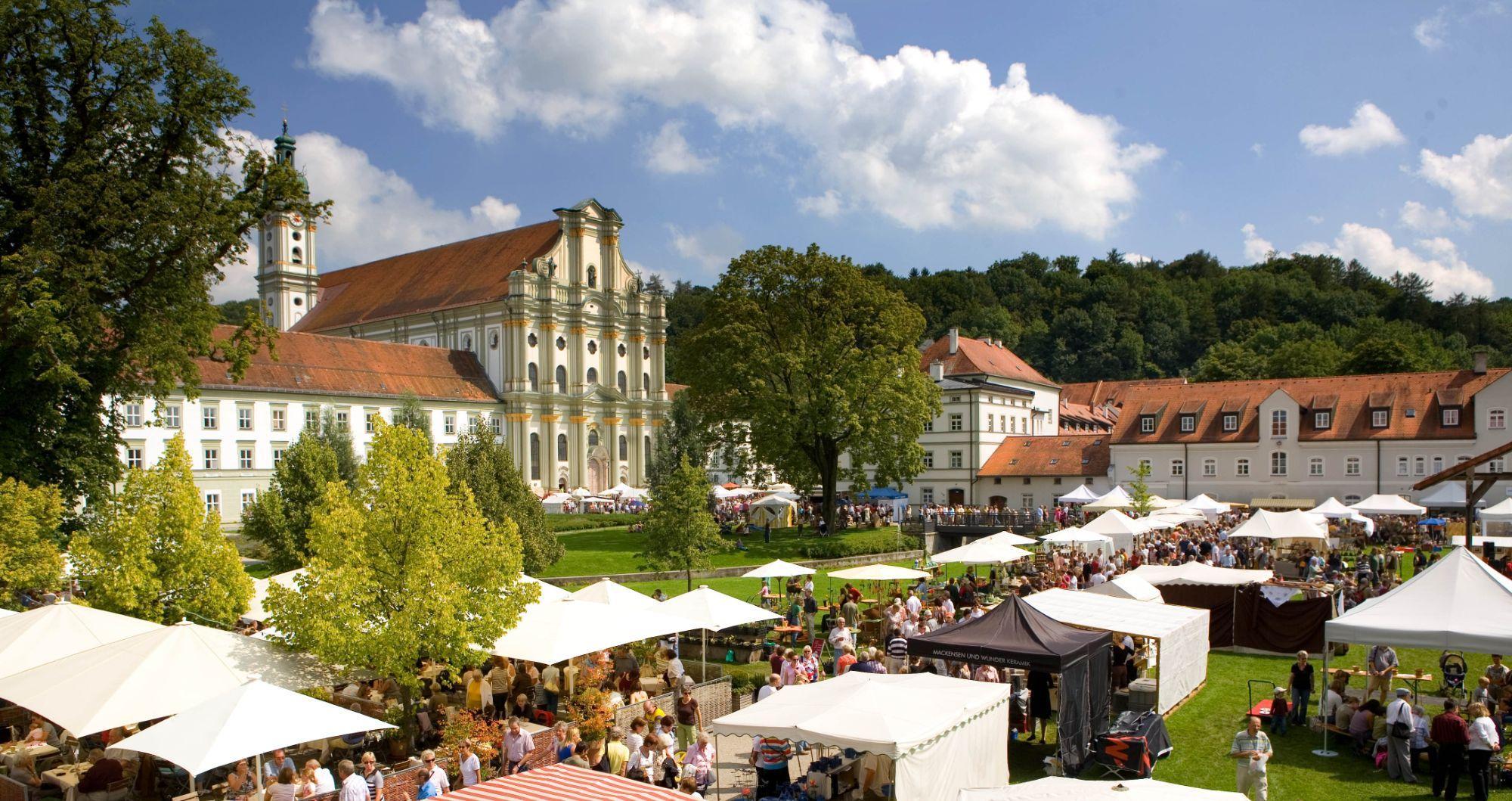 Fürstenfelder Töpfer- und Kunsthandwerkermarkt