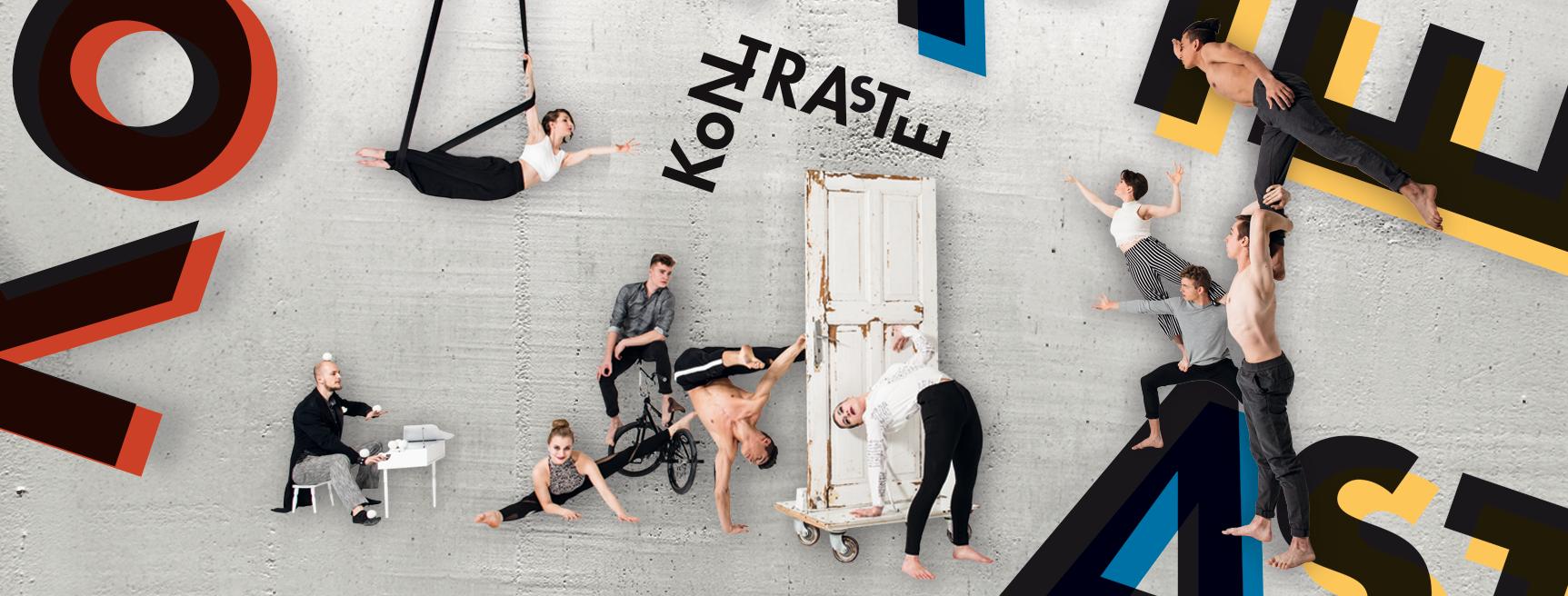 """Artistenschule Berlin: """"Kontraste"""""""