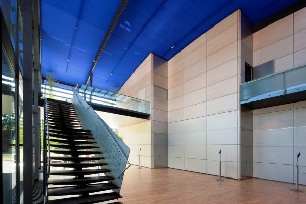 New Foyer