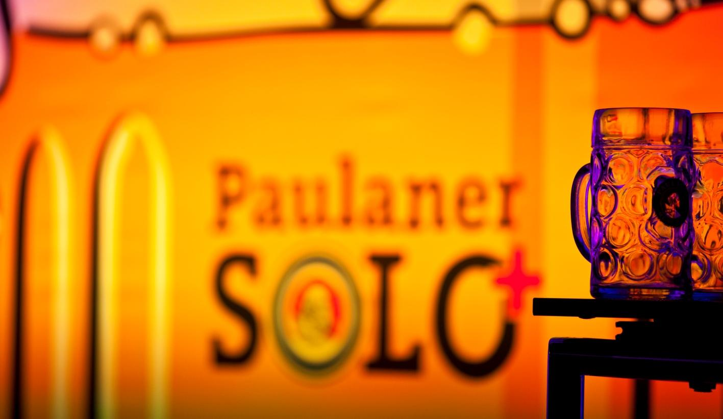 Paulaner Solo+