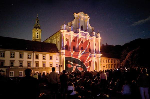Fürstenfeld leuchtet