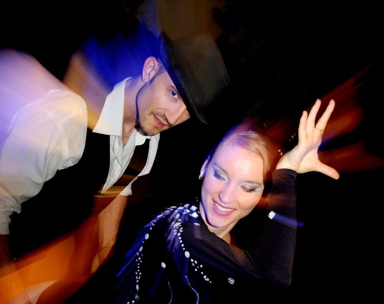 Salsa tanzen flirten