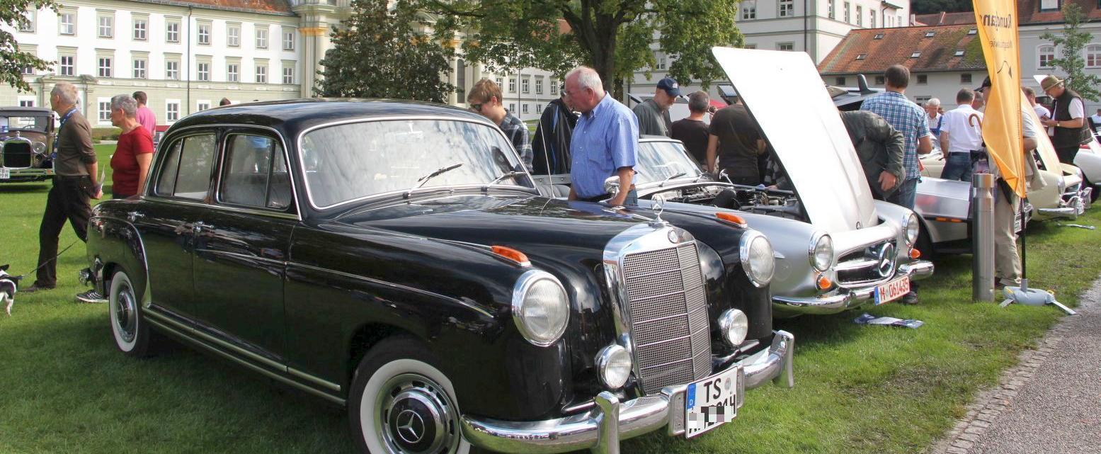 Motorworld Oldtimertage Fürstenfeld